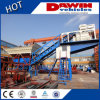 Do concreto móvel do cimento do preço de fábrica planta de tratamento por lotes concreta móvel de mistura Yhzs25 da série da planta (torre)