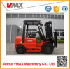 2.5ton Automatic Diesel Forklift com Attachment