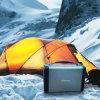 Maison Using le système solaire campant de protection de déplacement et de sécurité