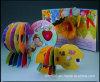 Los niños de 3D la impresión de libro de cuentos de tapa dura