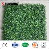 정원을%s 옥외 Artificial Grass Leaf Fence