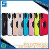 Buntes TPU mit Finger-Halter-Telefon-Kasten für iPhone 8