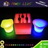 Dekorative bunte geleuchtete LED quadratische Eis-Kühlvorrichtung des Stab-