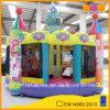 Nouveau design Merry-Go-Round Bouncer château gonflable pour les enfants (AQ01476)
