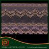 Ткань шнурка африканской вышивки химически