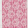 Spandex de nylon Lace Fabric (com certificação yf3192 do oeko-tex)