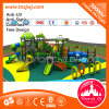 LLDPE와 Steel Tube Material Outdoor Playground Kid Playgrounds Equipment
