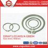 DIN471 Les anneaux de retenue en acier inoxydable pour les arbres