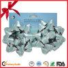 Metallic Star Bows Ruban pour les boîtes à cadeaux de Noël