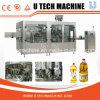 Maquinaria de enchimento de óleo de grande capacidade de controle de qualidade