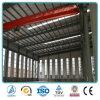 Construction préfabriquée de encadrement d'entrepôt de structure métallique d'acier léger