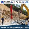 Super großer hydraulischer Benzin-Steinbruch-hydraulischer Stein und Felsen-Teiler