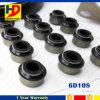 para o jogo cheio Diesel da gaxeta da revisão do motor 6D108 de KOMATSU