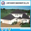 Mattonelle di tetto rivestite del metallo della pietra di colore di ondosità dei materiali da costruzione
