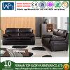 Sofà moderno del cuoio del salone, qualità di prezzi di fabbrica buona (TG-S206)