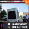 4X2 de Digitale Mobiele LEIDENE van de Vrachtwagen van het Aanplakbord 6.8m2 Foton/Dongfeng Vrachtwagen van de Vertoning voor Verkoop in Kyrgyzstan
