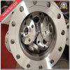L'acier inoxydable a modifié la bride plate de soudure avec carotide (YZF-E475)