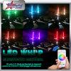 ATV UTV Rzr 5050SMD LED 채찍 빛 안테나 RGB 색깔