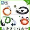 OEM aceptado 3*14+2*18 AWG 10 A 16A EV el cable de carga con el tapón