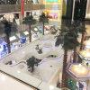 Крупных искусственных вентилятор пальмами на оформление торгового центра