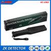 detector de metales de mano del equipo de la policía de la batería 9V