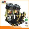 車のゲーム・マシンを運転する狂気の普及した硬貨のビデオハンマー
