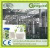 Impianto di lavorazione di chiave in mano del prodotto lattiero-caseario di progetto