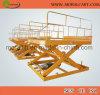 Hydraulische Ladung-anhebende Plattform Scissor Dock-Aufzug