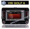 Coche DVD GPS para el golf 6 de VW