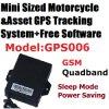 Tubulação Ductile do ferro do GPS TrackerO2531 EN545 EN598 da motocicleta da antena de ISInternal