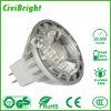 2017 Nouveau aluminium 6W COB MR16 Spotlight
