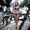 Lady&acutes reizvoller Bikini -4