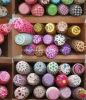 Copas resistente a las grasas de papel para hornear para Cake