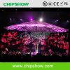 Pantalla de visualización mágica caliente de LED de la etapa P10 de Chipshow