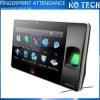 Беспроволочный (WiFi) портативный стержень посещаемости Biopad100 времени фингерпринта с Li-Батареей