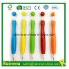 Bureau promotionnel en plastique chaud de type populaire, crayons lecteurs de bille d'école