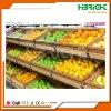 Neue pp.-Supermarkt-Obst- und GemüseBildschirmanzeige-Zahnstange