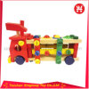 El carro de madera de múltiples funciones del juguete es una asamblea Multi-Que empalma de los coches de madera del juguete