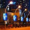 P5 leggero che fa pubblicità alla visualizzazione di LED di Digitahi dell'indicatore luminoso di via