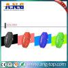 Pulsera de la goma de la aptitud RFID NFC