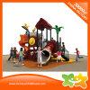 Kleines Freiluftkind-Spiel-Vergnügungspark-Geräten-Plättchen für Verkauf