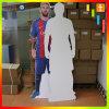 Customed que corta los productos con tintas de acrílico para la tarjeta de la promoción