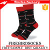 Großhandelsform-Entwurfs-Mann-hochwertige kundenspezifische Kleid-Socken