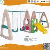 Outdoor Swing en plastique et faites glisser pour les enfants