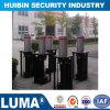 Divers diamètres disponibles Auto bittes hydraulique de la circulation routière à distance pour la sécurité