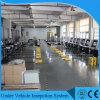 (UVIS mit ALPR) Farbe unter Fahrzeug-Überwachung-Scannen-Kontrollsystem bewegliches UV300m