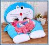 cama rellena del juguete el dormir de Doraemon de la felpa del 1.9m*1.5m Tatami Niza, colchón del ocio del piso del sofá