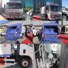 6cbm 4X2 de Vuilnisauto van de Pers Foton