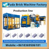Heißes Sale Hydraulic Color Paver Brick Machine in China
