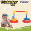 2014 brinquedo superior DIY da flor plástica inteligente dos miúdos mini